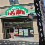 New Papa Johns Pizzeria in Brooklyn