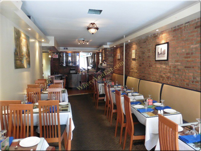 New Indian Restaurant In Carroll Gardens Ramna Local Scoop