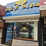 Soul of the Sea serving Seafood