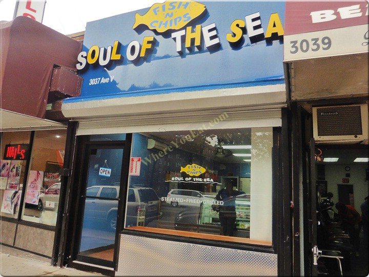 Soul Of The Sea Serving Seafood Opens At Sheepshead Bay