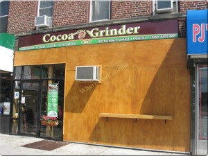 Cocoa Grinder in Bay Ridge